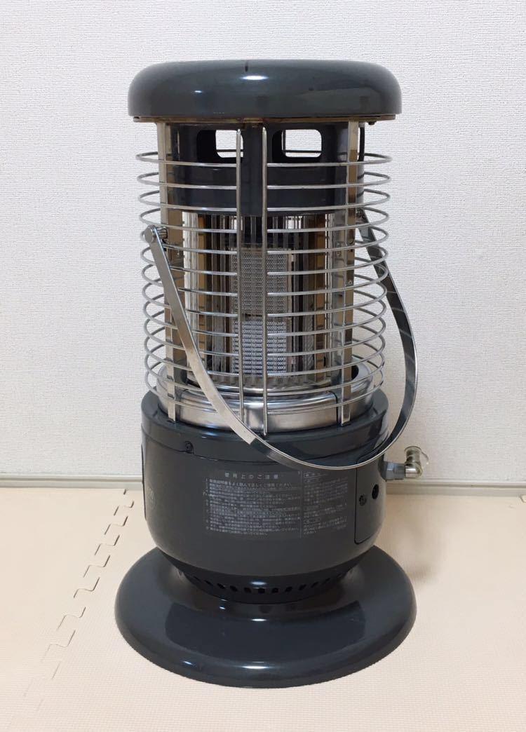 中古 Rinnai リンナイ LPガス用 プロパン ガス赤外線ストーブ 4500セラミックヒーター R-1290VMSⅢ R-1290VMS3-401_画像2