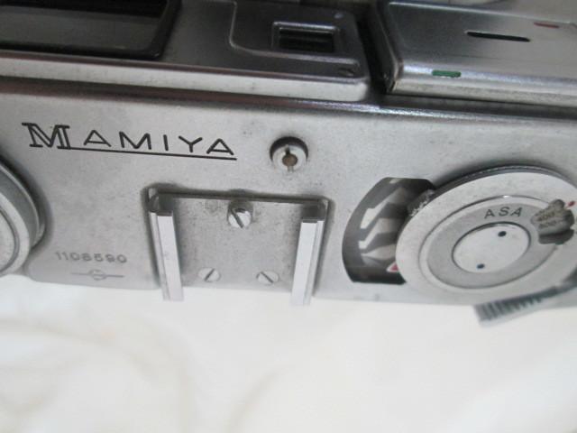 MAMIYA★マミヤ★Auto-Metra★アンティーク★カメラ★ケース付き_画像6