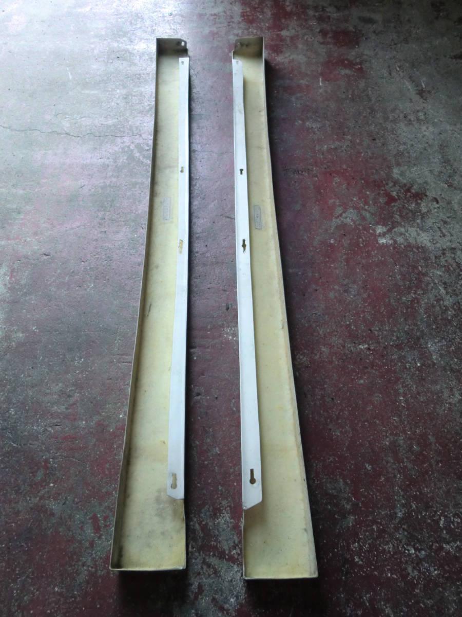 スバルBP5レガシィワゴン前期(mature製) エアロサイドスポイラー 左右 中古 _画像4