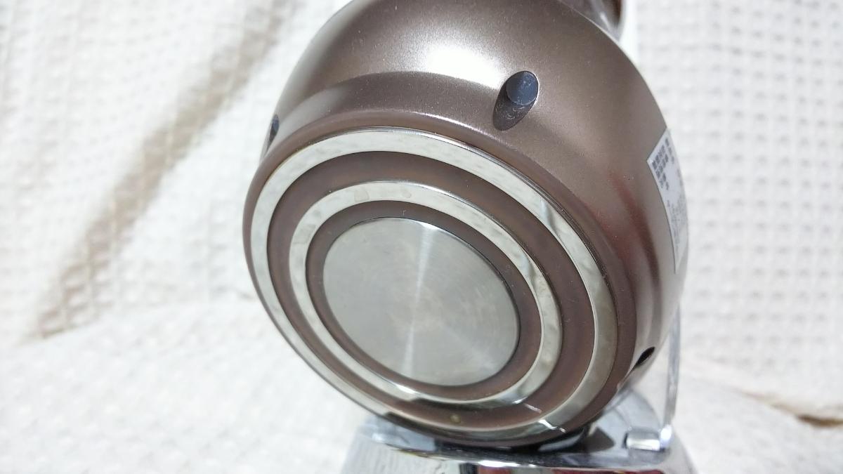 ヤーマン RFボーテ キャビスパエクストラ HRF-5 美品ボディ&バストケア EMS ラジオ波 超音波振動 防水 家庭用美容器 お風呂使用可 箱有り_画像3