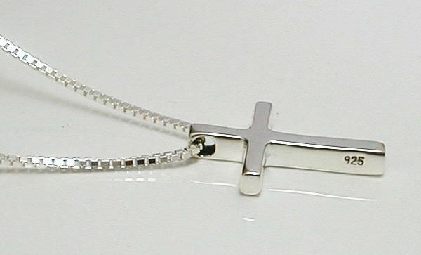 ネックレス メンズ シルバー925 クロスネックレス 十字架ネックレス シルバーネックレス メンズネックレス レディース K5121vt_画像2