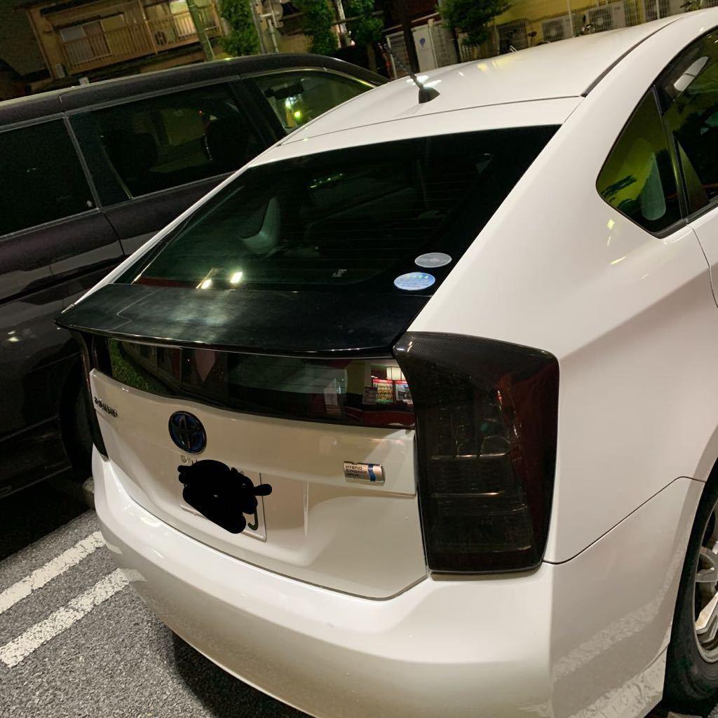 トヨタ 30プリウス 前期 車検付き ハイブリッドバッテリー交換済み 乗り出し即決込み込み33万円!下取り、交換OK_画像3