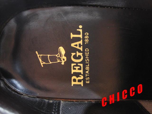 即決★REGAL メンズ 24EE ブラック★リーガル 本革 レザー シングル モンクストラップ ビジネスシューズ 黒 革靴 紳士靴 ドレスシューズ_画像10