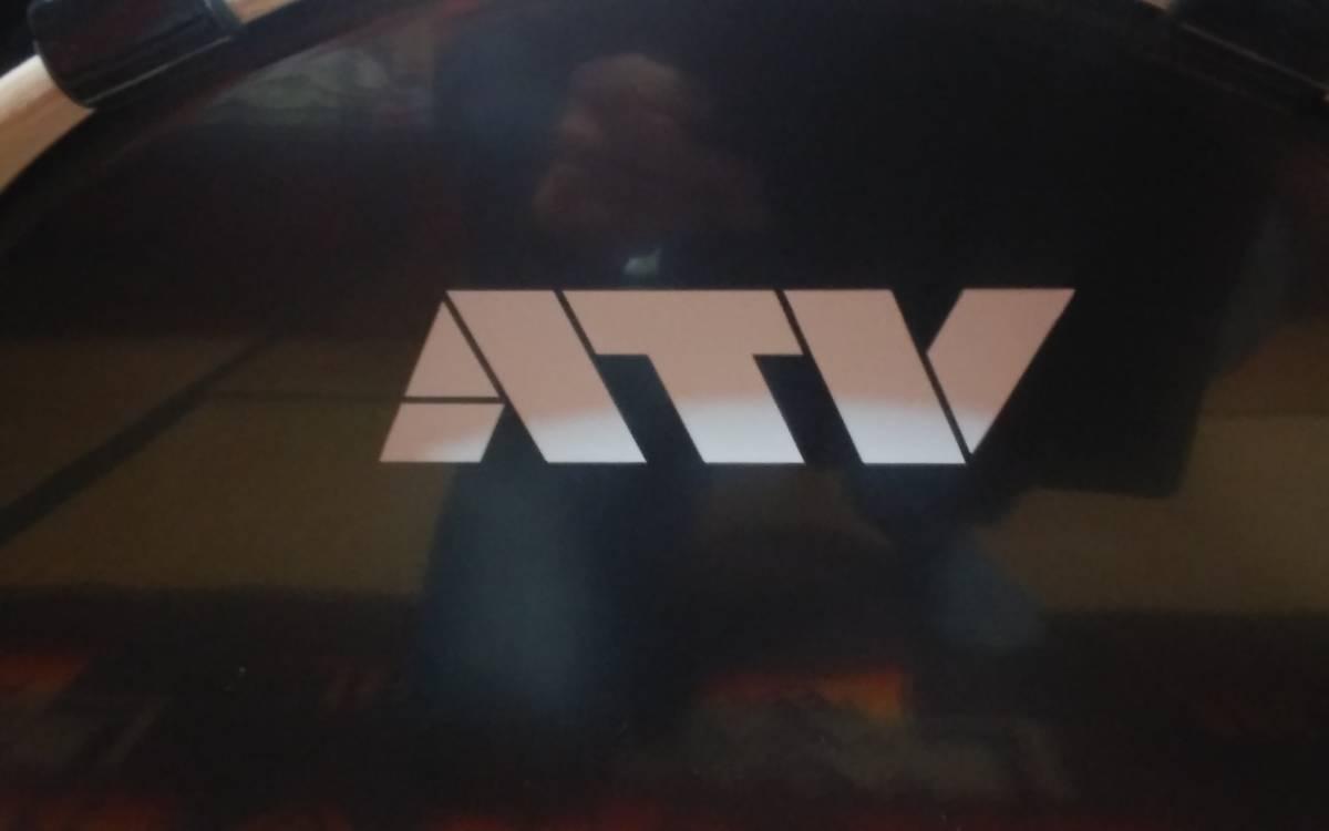 ATV aDrums artist STANDARD set 3シンバルカスタム  中古_画像6