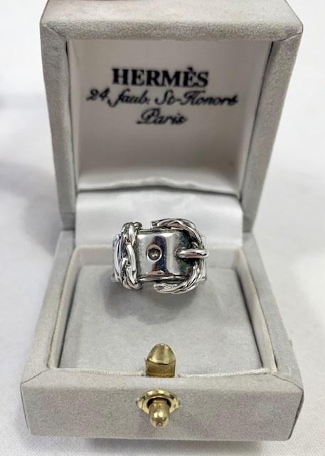 エルメス HERMES リング 指輪