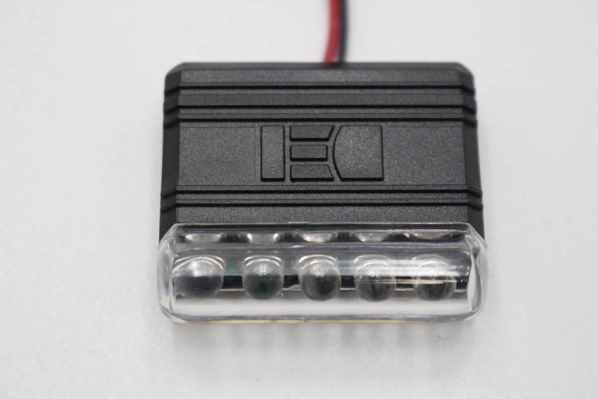 3本つなぐだけ!取付簡単!LEDタイプ ダミーセキュリティ! ダミースキャナー! スマートキー対応!_画像4