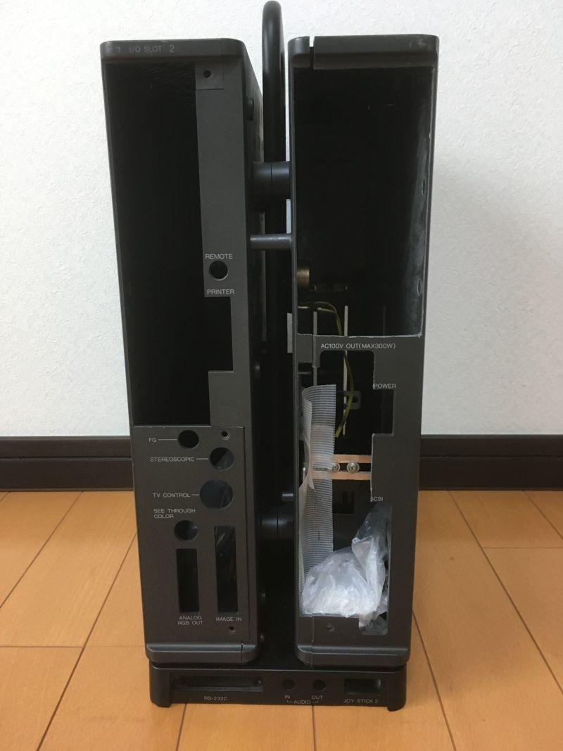 X68000 XVI ケース他_画像3
