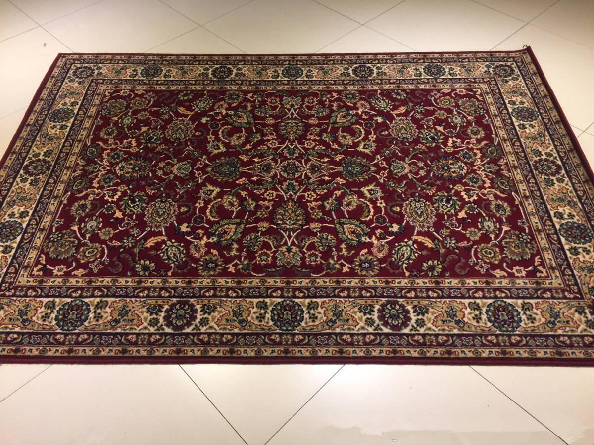 【傑作】ペルシャ絨毯 シルク タブリー_画像4