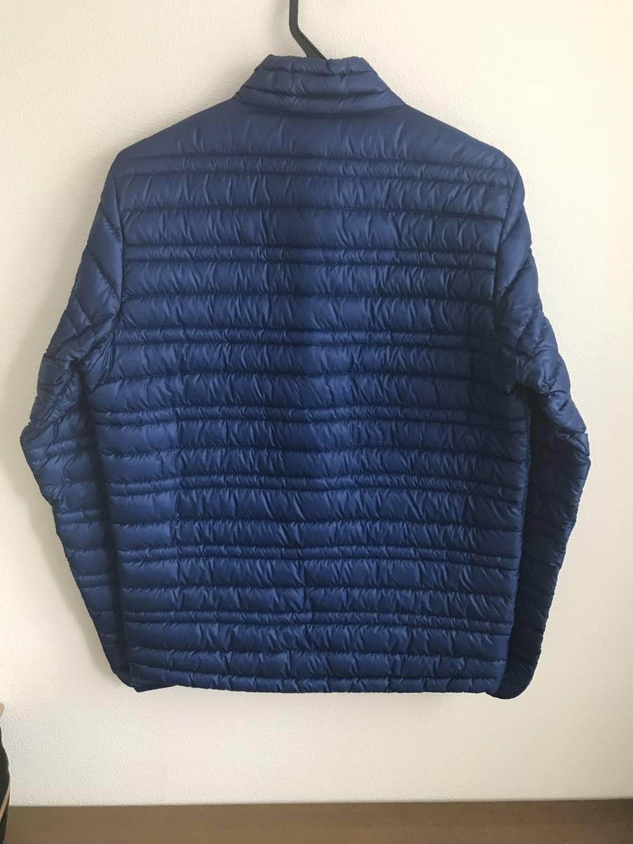 パタゴニア ウルトラライトダウンジャケット Sサイズ CHB チャンネルブルー インサレーション Patagonia Ultralight Down Jacket_画像2