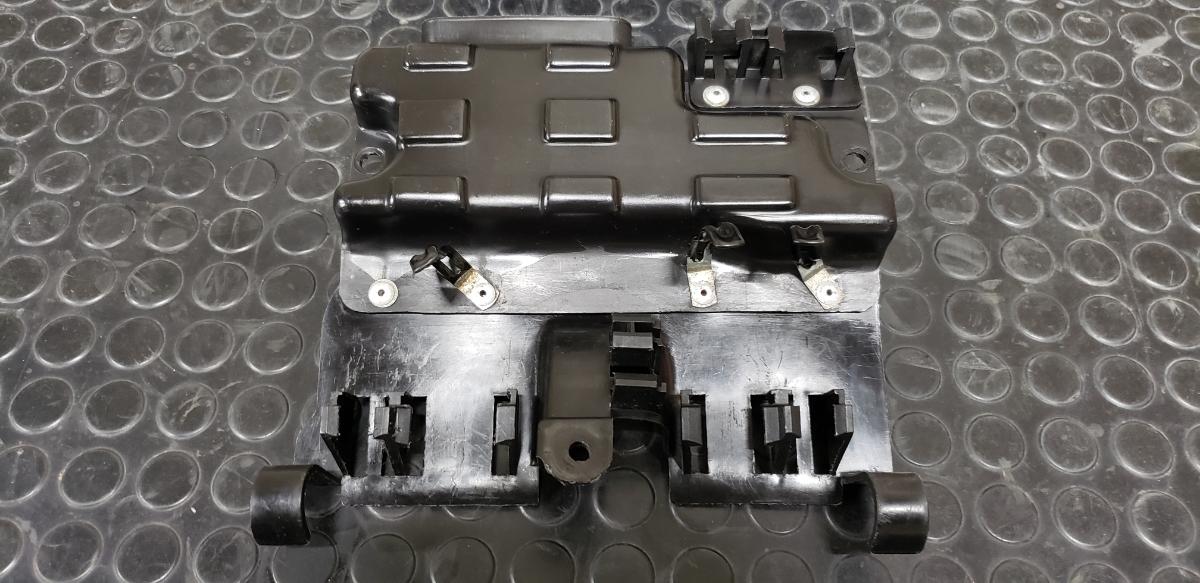 CBR400F純正エアークリーナーボックスフルセット エアクリ 1台バラ売り CBX400F GS400 Z1 Z2 BEET CB750F RZ250 CB250T 当時物_画像9