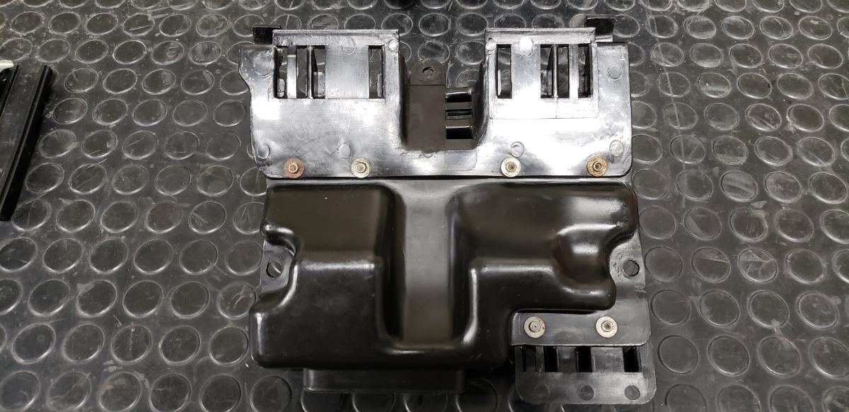 CBR400F純正エアークリーナーボックスフルセット エアクリ 1台バラ売り CBX400F GS400 Z1 Z2 BEET CB750F RZ250 CB250T 当時物_画像8