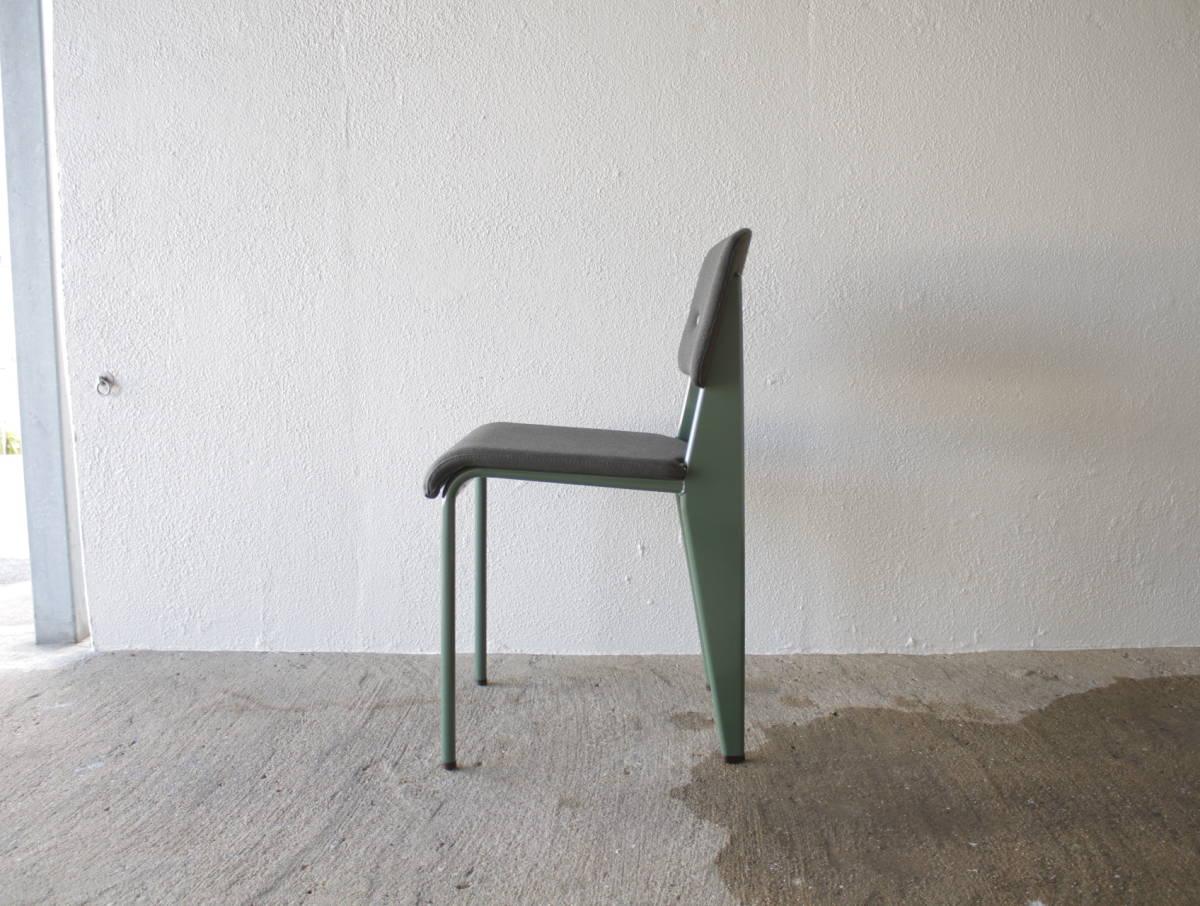 ジャン・プルーヴェ Vitra × G-star Raw限定版 ヴィトラ製 椅子_画像2