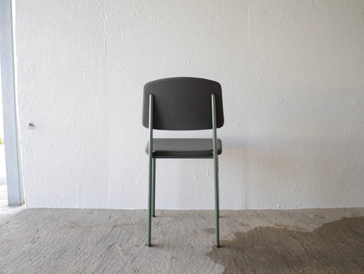 ジャン・プルーヴェ Vitra × G-star Raw限定版 ヴィトラ製 椅子_画像3