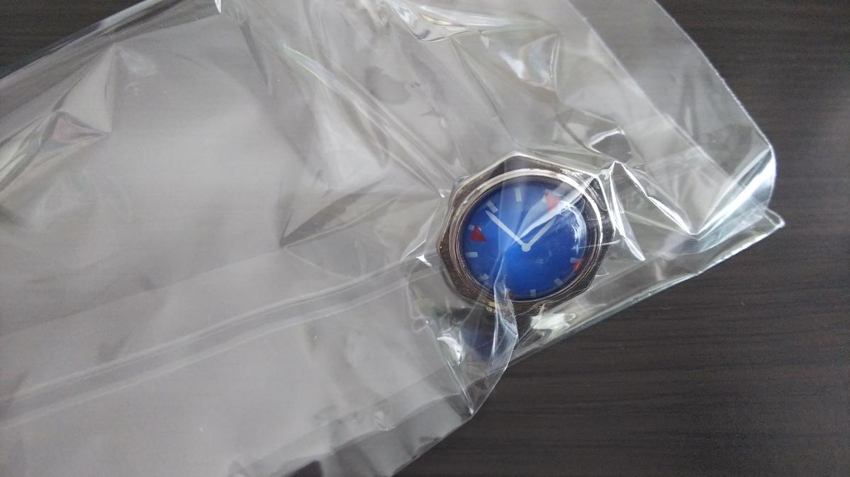 名探偵コナン アクセサリーコレクション 腕時計型麻酔銃風リングver.