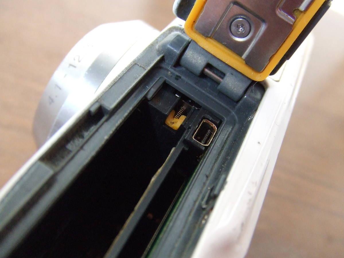 i140 Nikon ニコン COOLPIX S31 デジタルカメラ 本体のみ 本体 中古 難あり_画像8
