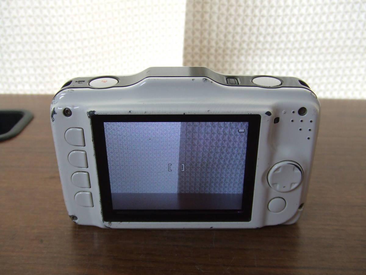 i140 Nikon ニコン COOLPIX S31 デジタルカメラ 本体のみ 本体 中古 難あり_画像3