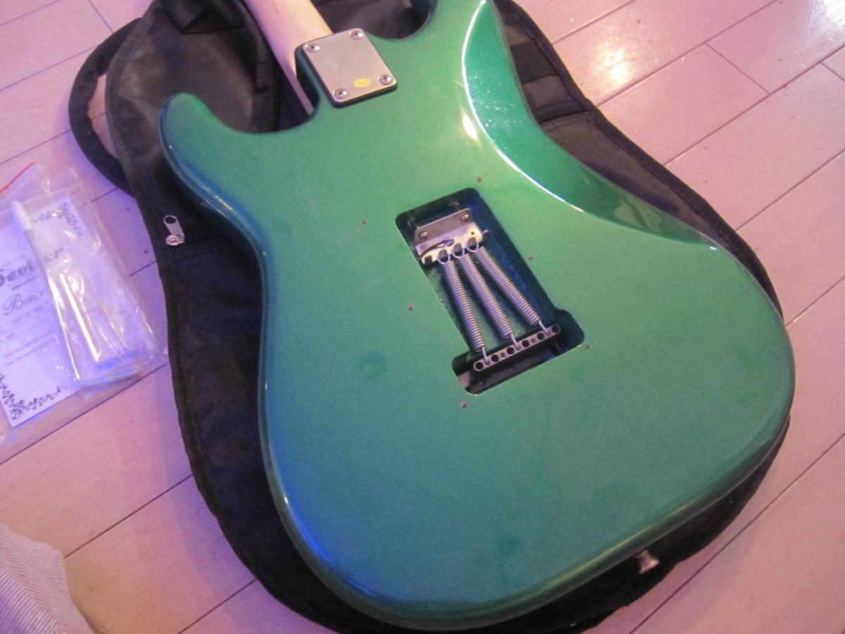 Bacchus エレキギター BST-1R 現状品_画像4