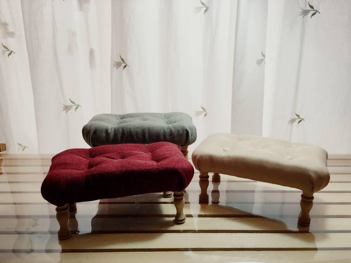 新品 BJD用家具 ソファー SD/68~70cmサイズ 全9色 椅子 家具 ドール用 doll 球体関節人形用 復古 撮影 MDー002_画像7