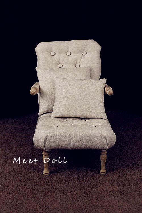 新品 BJD用家具 ソファー SD/68~70cmサイズ 全9色 椅子 家具 ドール用 doll 球体関節人形用 復古 撮影 MDー002_画像2