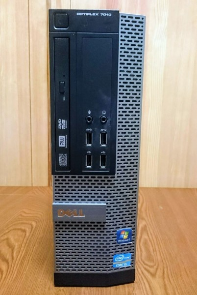 DELL OPTIPLEX 7010 SFF / Core i7-2600 / WIN10 / HDD1TB / 16GB_画像2