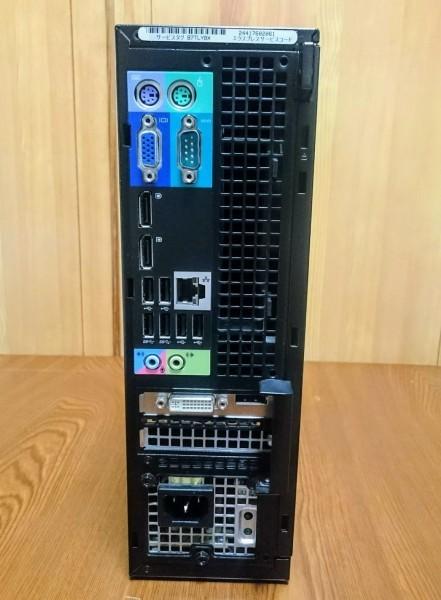 DELL OPTIPLEX 7010 SFF / Core i7-2600 / WIN10 / HDD1TB / 16GB_画像3