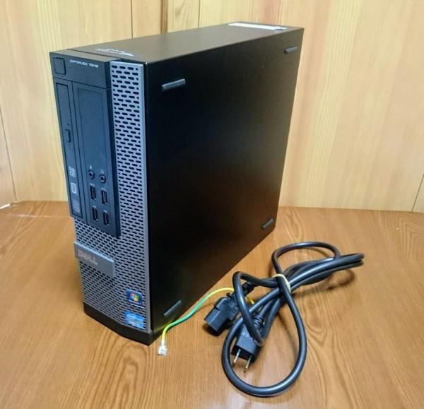 DELL OPTIPLEX 7010 SFF / Core i7-2600 / WIN10 / HDD1TB / 16GB