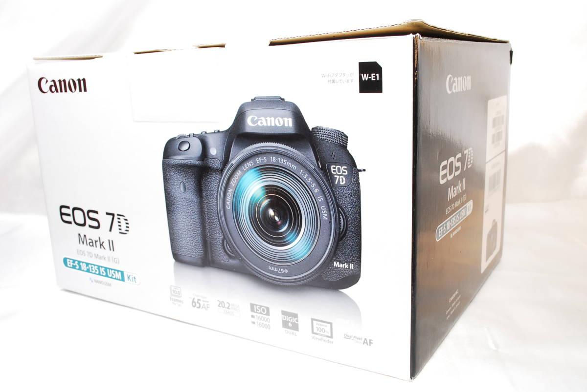 ★【新品級】Canon EOS 7D Mark II マーク2 MK2 MKII ★APS-C機最強一眼レフ ★WiFiアダプター付き ★5 6 60 70 80_画像9