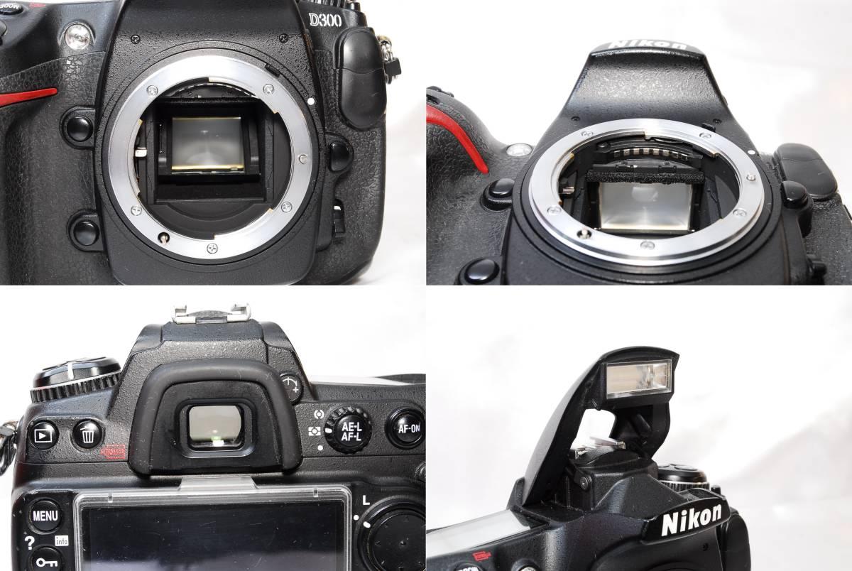 ★【美品】Nikon D300 ★名機と言われたデジタル一眼レフ ★付属品充実!!★バッテリー 充電器 液晶カバー CFカード 取説_画像6