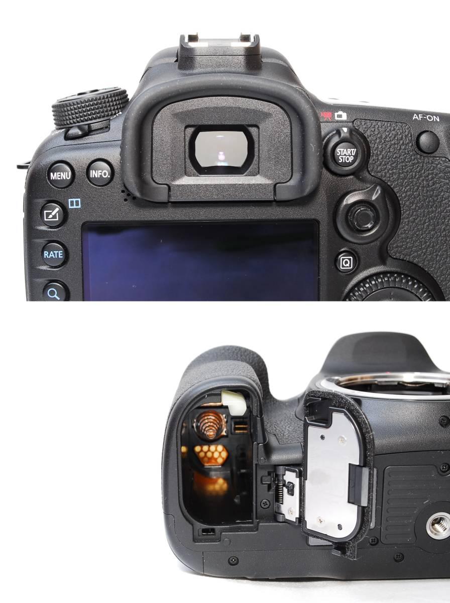 ★【新品級】Canon EOS 7D Mark II マーク2 MK2 MKII ★APS-C機最強一眼レフ ★WiFiアダプター付き ★5 6 60 70 80_画像6