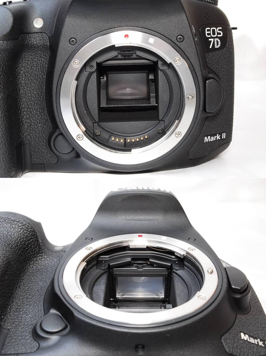 ★【新品級】Canon EOS 7D Mark II マーク2 MK2 MKII ★APS-C機最強一眼レフ ★WiFiアダプター付き ★5 6 60 70 80_画像5