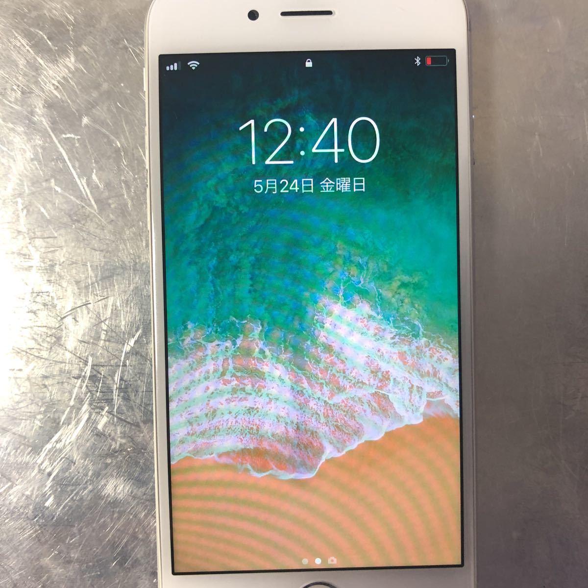 iPhone6 16GB シルバー au 中古 ネットワーク制限○_画像4
