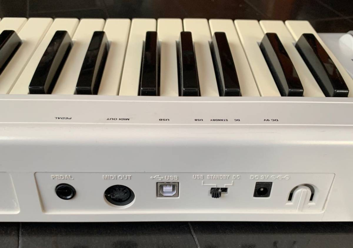 KORG K61 USB-MIDI keyboard_画像4