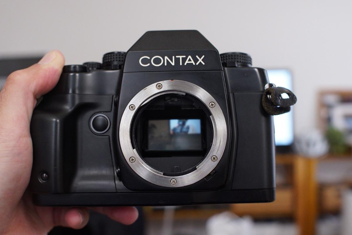 【動作確認】contax RX_画像3