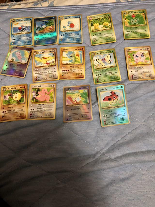 ポケモンカード 旧まとめ売りプロモ ひかるミュウ キラ約21枚 約432枚程度とポケモンケース_画像8