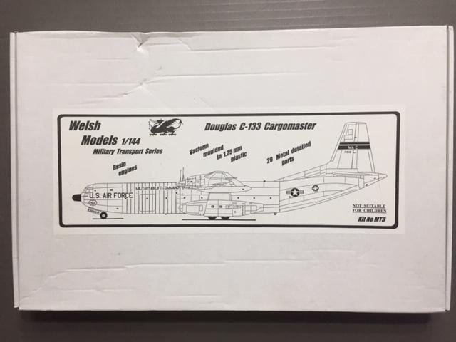 ヤフオク! - ダグラス C-133 カーゴマスター 1/144 ウェルシ...