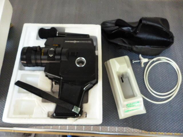 FUJICA 8mm P500 SOUND ほぼ未使用_画像2
