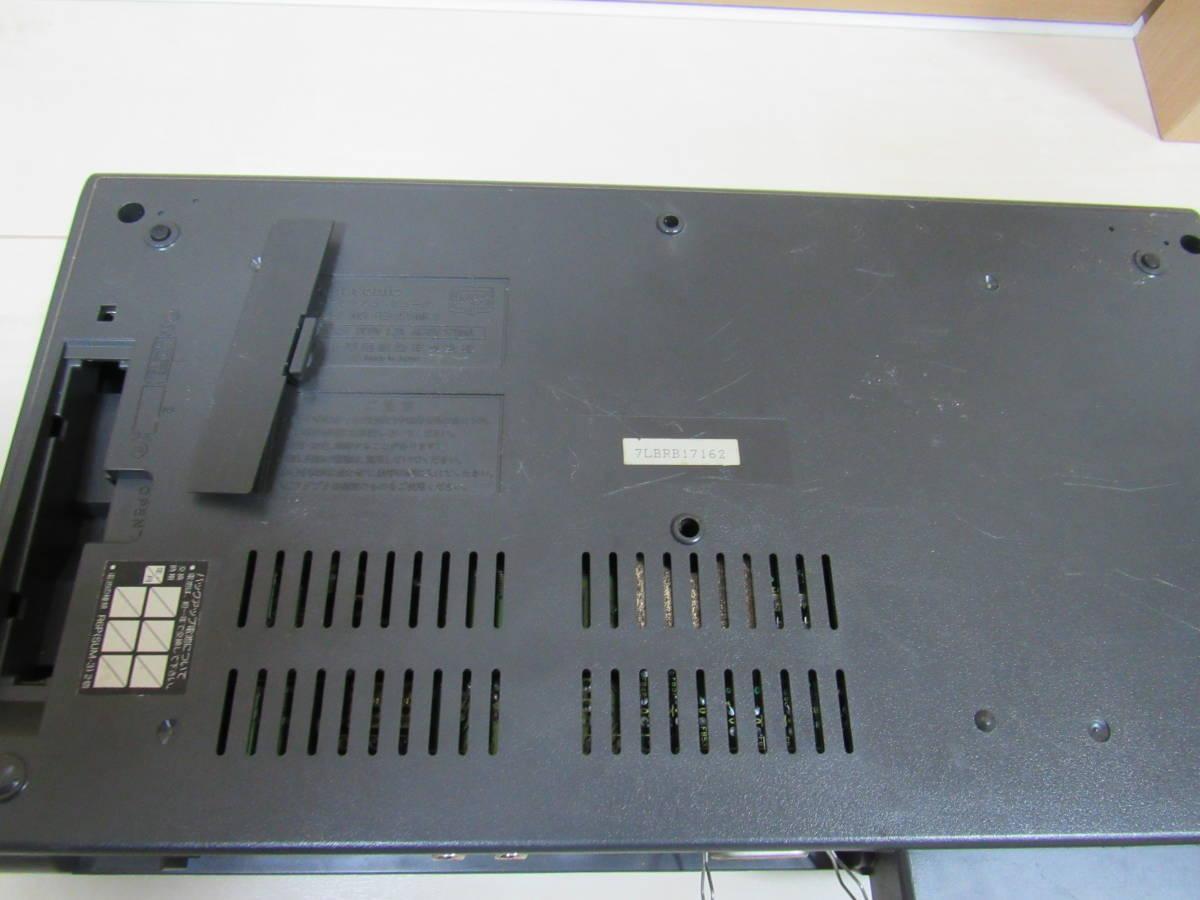 Panasonic パナソニック FS-A1MK2 フロッピーディスク FS-FD1A レア品!!_画像5