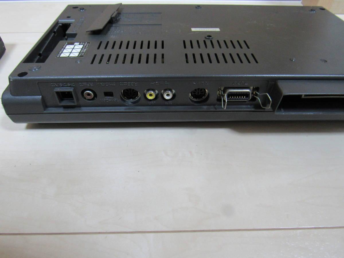Panasonic パナソニック FS-A1MK2 フロッピーディスク FS-FD1A レア品!!_画像6