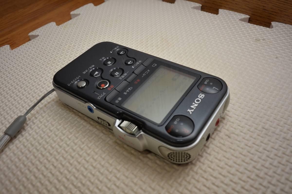 SONY リニアPCMレコーダー PCM-M10 ICレコーダー ソニー_画像3