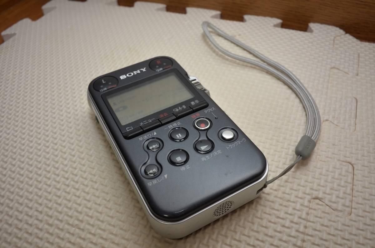 SONY リニアPCMレコーダー PCM-M10 ICレコーダー ソニー_画像2