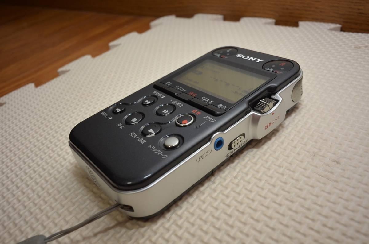 SONY リニアPCMレコーダー PCM-M10 ICレコーダー ソニー_画像5