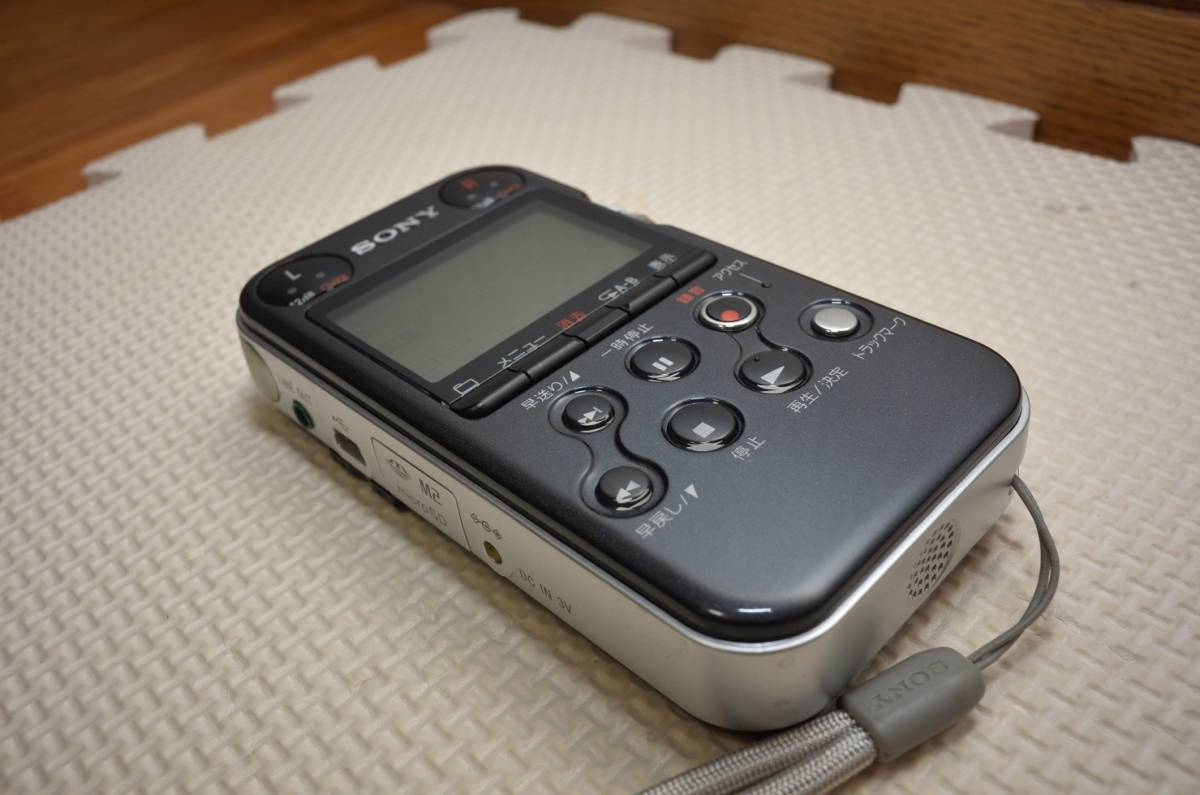 SONY リニアPCMレコーダー PCM-M10 ICレコーダー ソニー_画像6