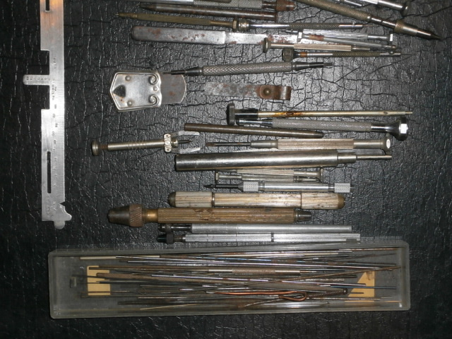 ③腕時計内部機構用工具など色々_画像2