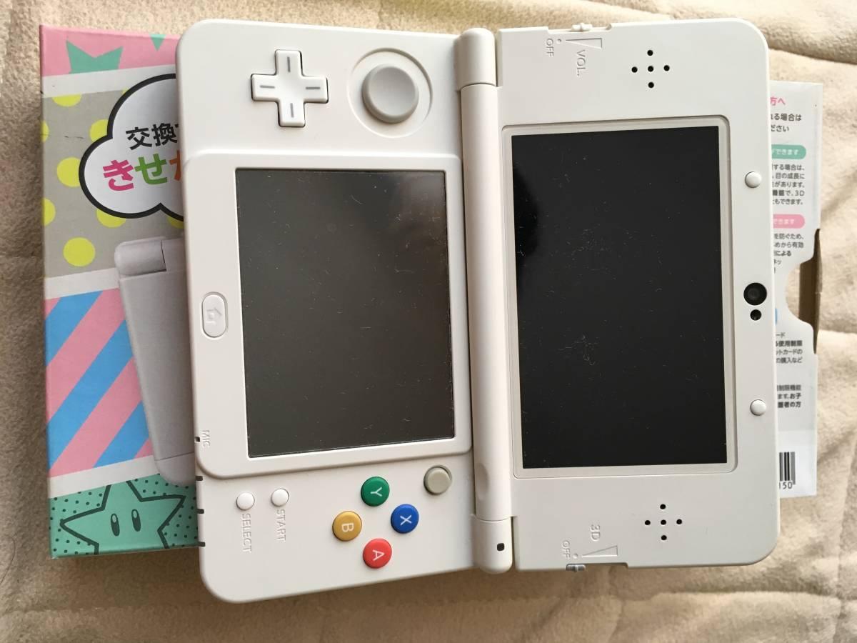 new NINTENDO 3DS 中古美品 miniSD16GB 送料込み_画像3
