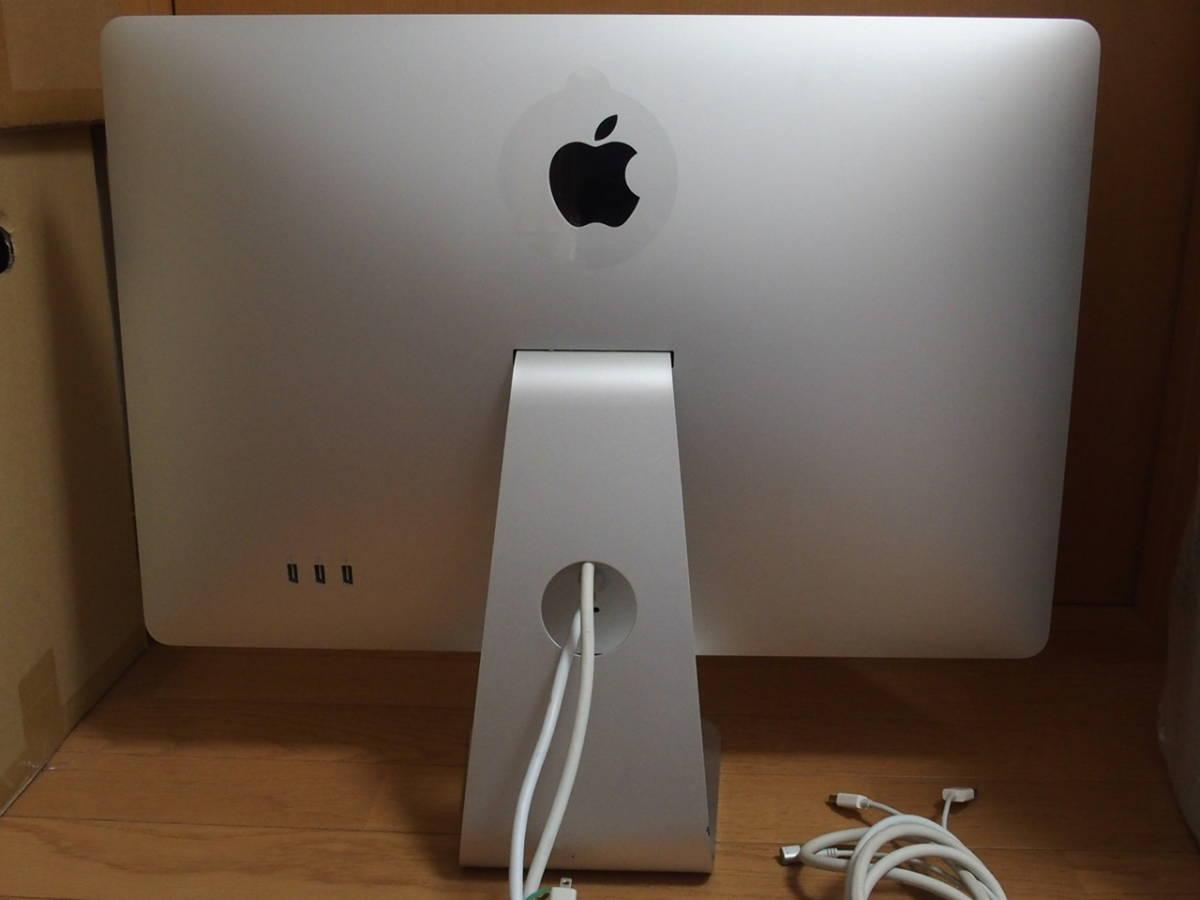■ジャンク即決!Apple アップル LED Cinema Display MB382J/A A1267_画像2