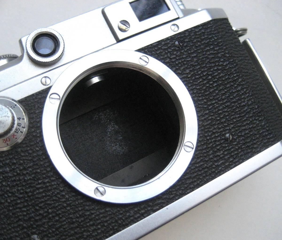 Canon 堅牢な実用機 キヤノンⅡSボディ_画像5