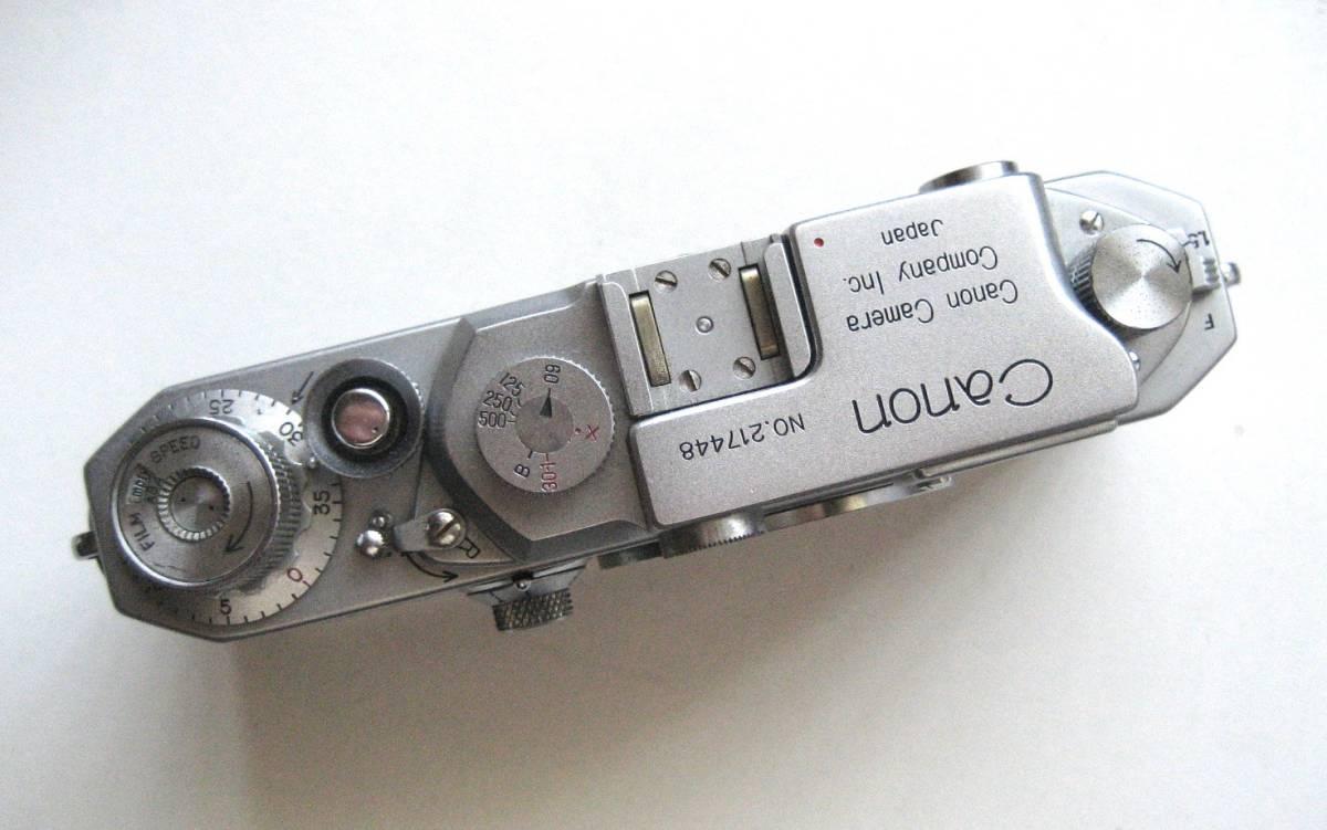 Canon 堅牢な実用機 キヤノンⅡSボディ_画像2