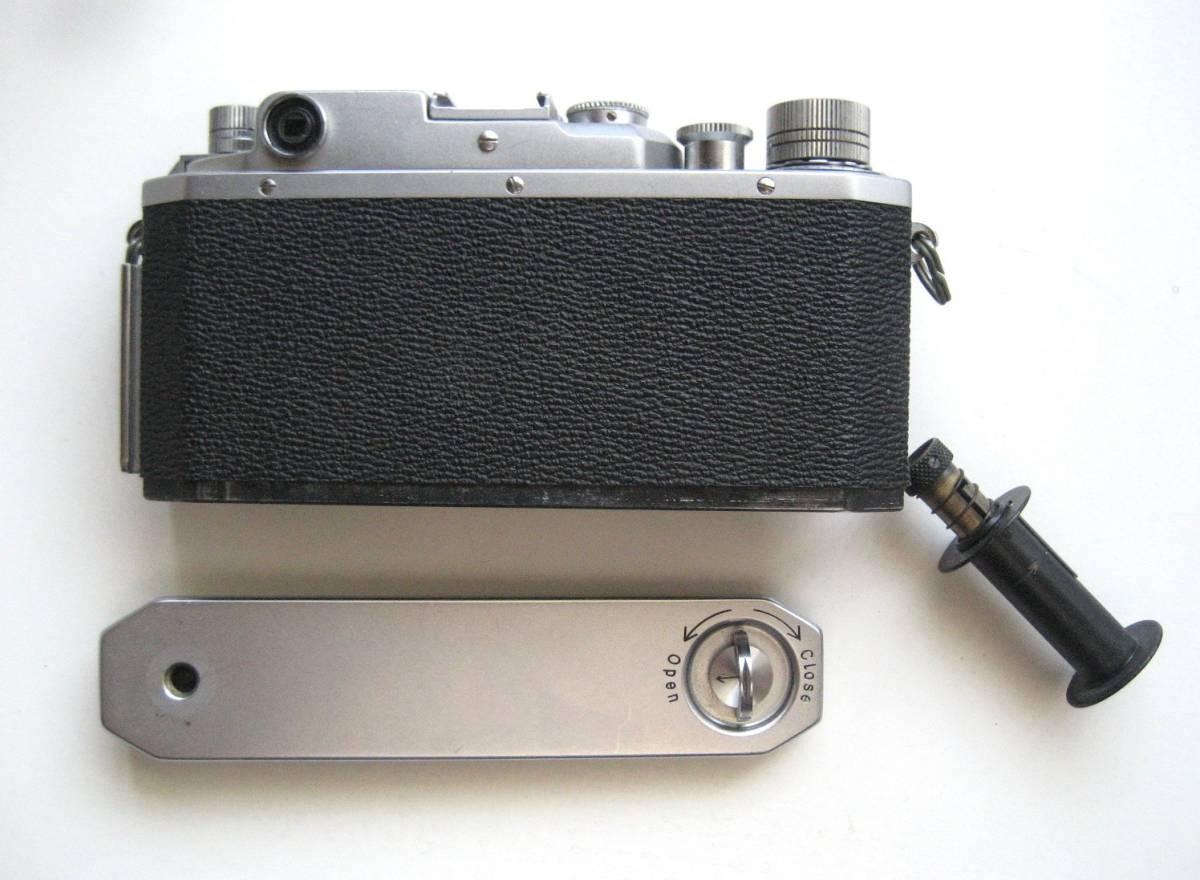 Canon 堅牢な実用機 キヤノンⅡSボディ_画像4