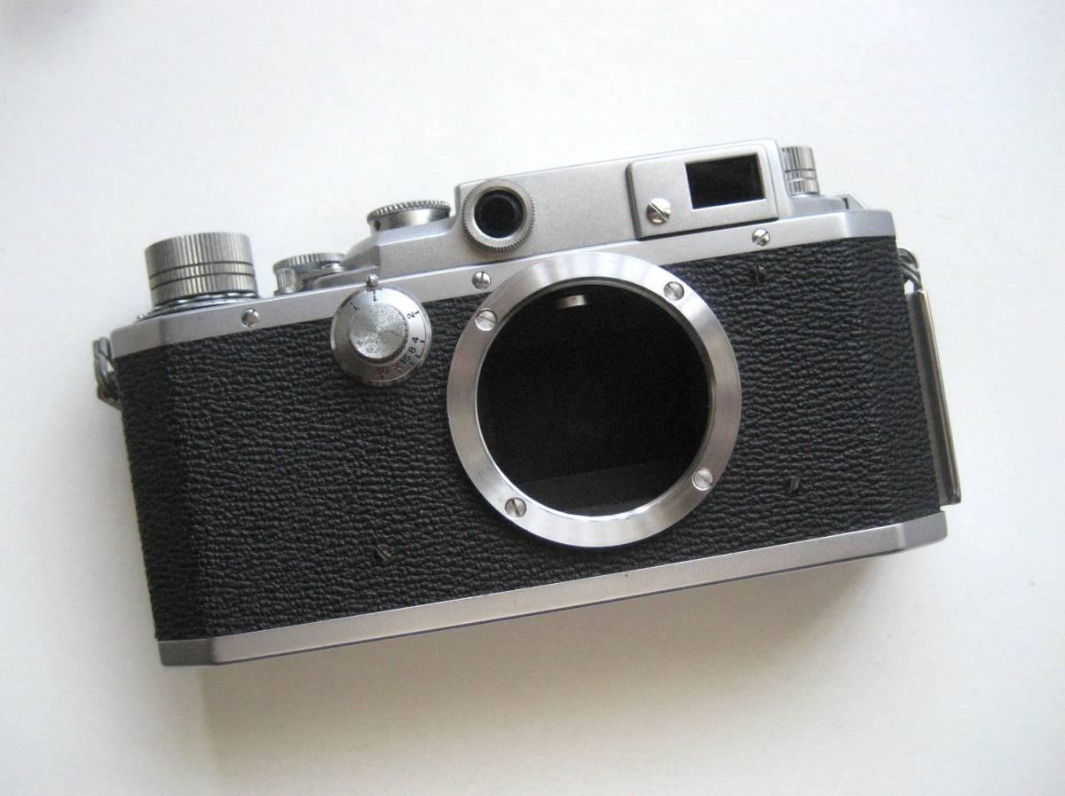 Canon 堅牢な実用機 キヤノンⅡSボディ