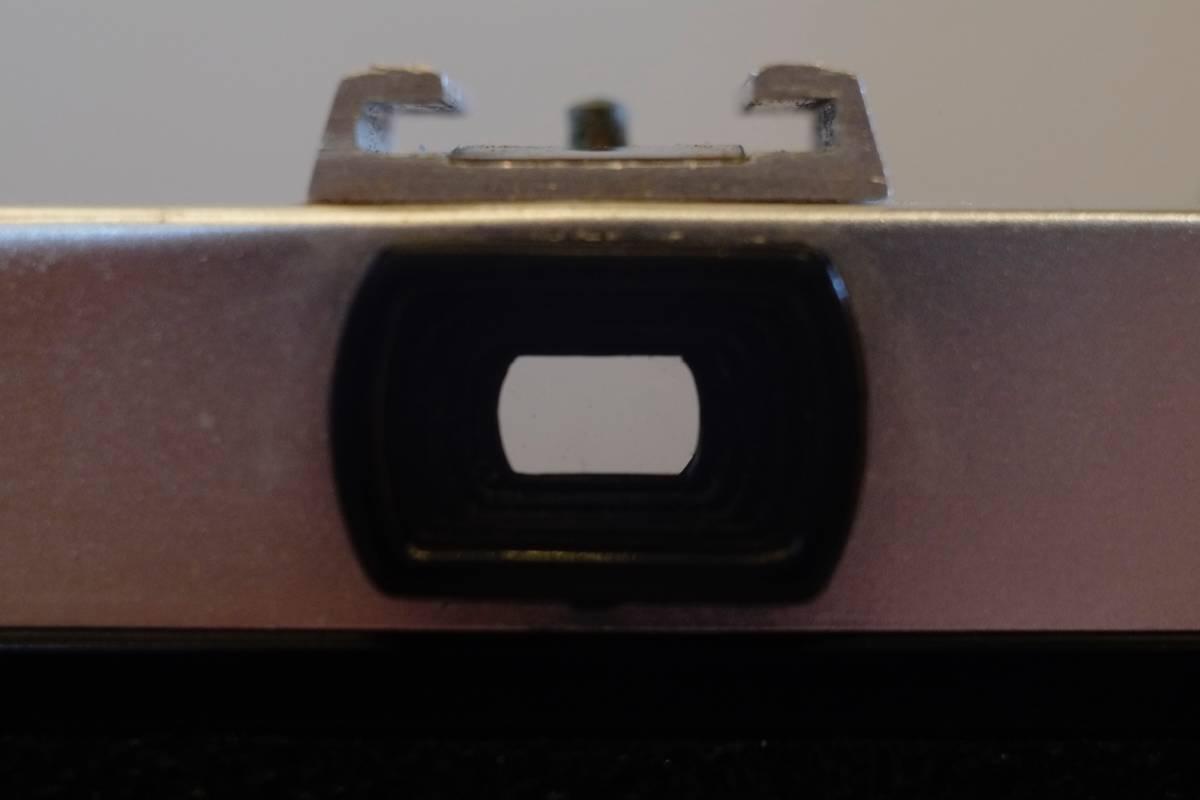 (珍品・実働美品) Ghetaldus-Zagreb Ghenar 45mm f/3.5 ユーゴスラビア製レンズ付 1950年代 King KG Regula IIb レグラ ヴィンテージ_画像8